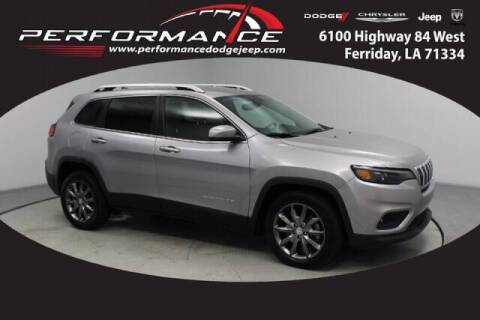 2019 Jeep Cherokee for sale at Auto Group South - Performance Dodge Chrysler Jeep in Ferriday LA