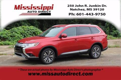 2019 Mitsubishi Outlander for sale at Auto Group South - Mississippi Auto Direct in Natchez MS