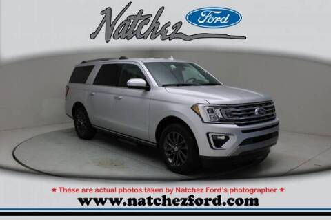 2019 Ford Expedition MAX for sale at Auto Group South - Natchez Ford Lincoln in Natchez MS