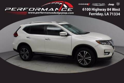 2017 Nissan Rogue for sale at Auto Group South - Performance Dodge Chrysler Jeep in Ferriday LA