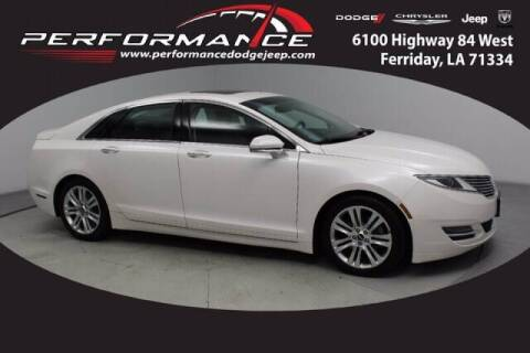 2016 Lincoln MKZ for sale at Auto Group South - Performance Dodge Chrysler Jeep in Ferriday LA