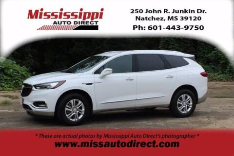 2020 Buick Enclave for sale at Auto Group South - Mississippi Auto Direct in Natchez MS