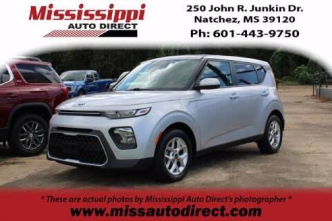 2020 Kia Soul for sale at Auto Group South - Mississippi Auto Direct in Natchez MS