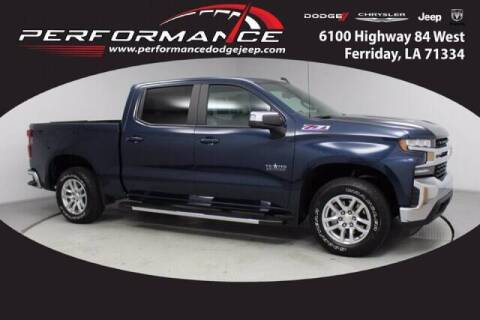2020 Chevrolet Silverado 1500 for sale at Auto Group South - Performance Dodge Chrysler Jeep in Ferriday LA