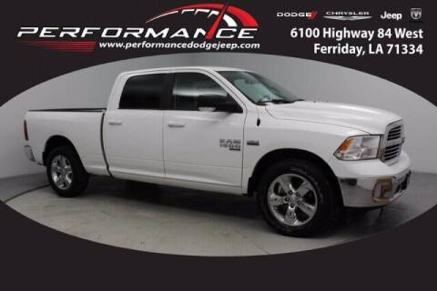 2019 RAM Ram Pickup 1500 Classic for sale at Auto Group South - Performance Dodge Chrysler Jeep in Ferriday LA