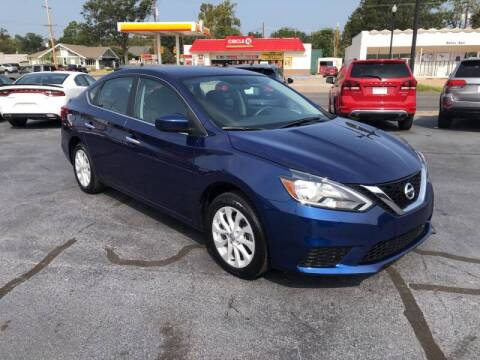 2018 Nissan Sentra for sale at Auto Group South - Idom Auto Sales in Monroe LA