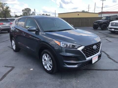 2019 Hyundai Tucson for sale at Auto Group South - Idom Auto Sales in Monroe LA