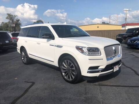 2020 Lincoln Navigator for sale at Auto Group South - Idom Auto Sales in Monroe LA