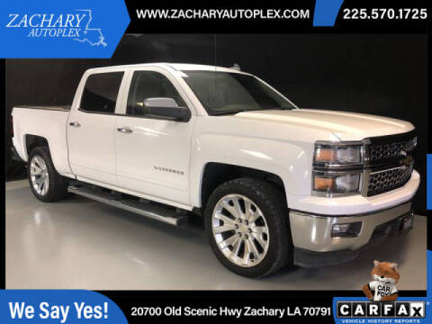 2015 Chevrolet Silverado 1500 for sale at Auto Group South in Natchez MS