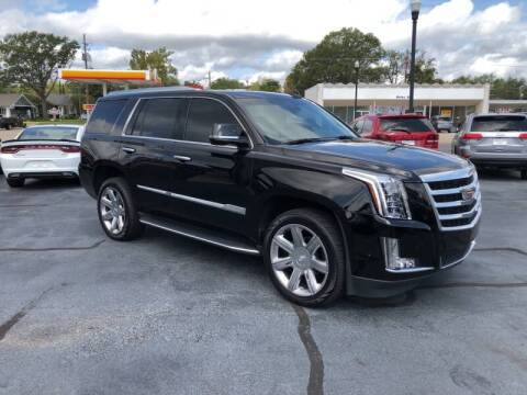 2020 Cadillac Escalade for sale at Auto Group South - Idom Auto Sales in Monroe LA