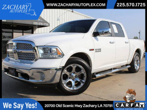 2016 RAM Ram Pickup 1500 for sale at Auto Group South in Natchez MS