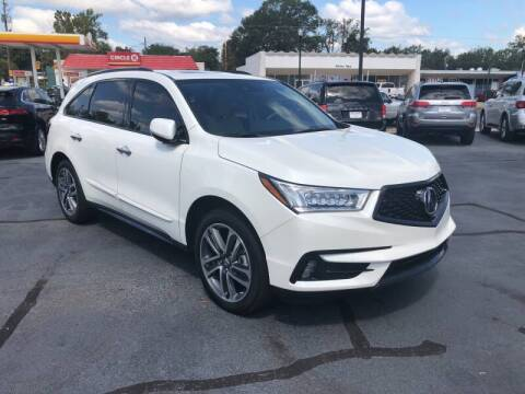 2018 Acura MDX for sale at Auto Group South - Idom Auto Sales in Monroe LA