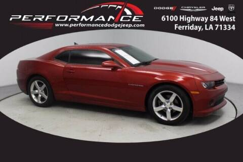 2014 Chevrolet Camaro for sale at Auto Group South - Performance Dodge Chrysler Jeep in Ferriday LA