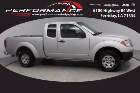 2018 Nissan Frontier for sale at Auto Group South - Performance Dodge Chrysler Jeep in Ferriday LA