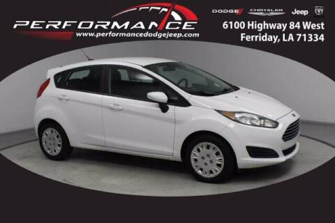 2016 Ford Fiesta for sale at Auto Group South - Performance Dodge Chrysler Jeep in Ferriday LA