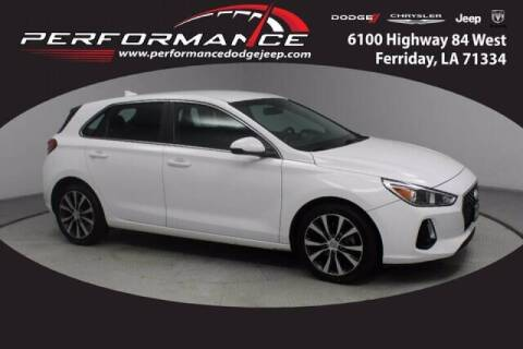 2018 Hyundai Elantra GT for sale at Auto Group South - Performance Dodge Chrysler Jeep in Ferriday LA