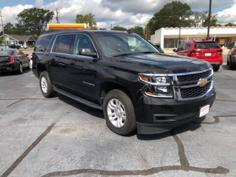 2019 Chevrolet Suburban for sale at Auto Group South - Idom Auto Sales in Monroe LA