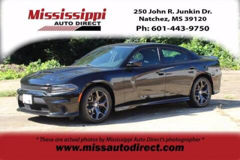 2019 Dodge Charger for sale at Auto Group South - Mississippi Auto Direct in Natchez MS