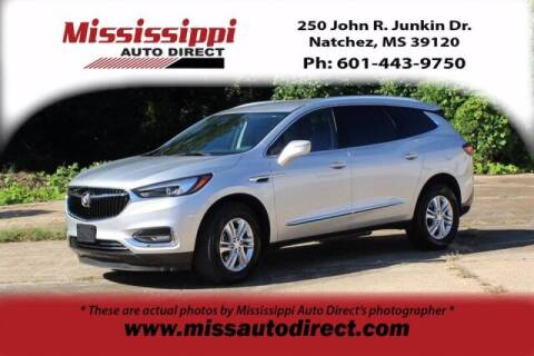 2019 Buick Enclave for sale at Auto Group South - Mississippi Auto Direct in Natchez MS