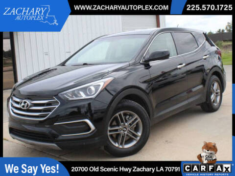 2018 Hyundai Santa Fe Sport for sale at Auto Group South in Natchez MS