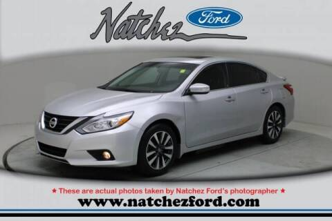 2017 Nissan Altima for sale at Auto Group South - Natchez Ford Lincoln in Natchez MS