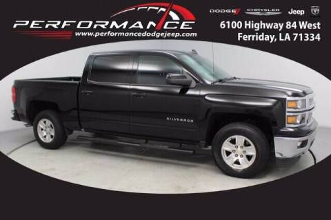 2015 Chevrolet Silverado 1500 for sale at Auto Group South - Performance Dodge Chrysler Jeep in Ferriday LA