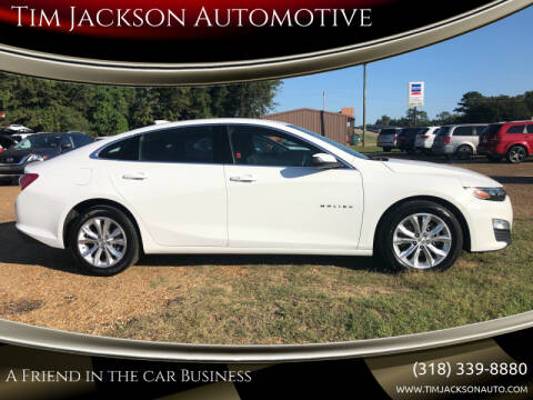 2020 Chevrolet Malibu for sale at Auto Group South - Tim Jackson Automotive in Jonesville LA