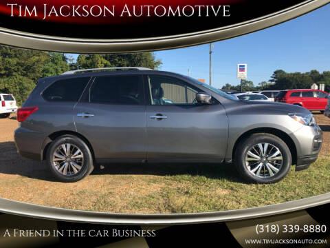 2020 Nissan Pathfinder for sale at Auto Group South - Tim Jackson Automotive in Jonesville LA