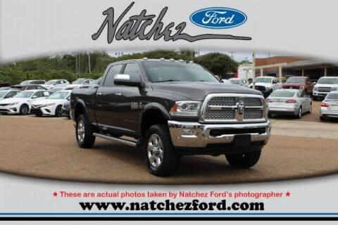 2018 RAM Ram Pickup 2500 for sale at Auto Group South - Natchez Ford Lincoln in Natchez MS
