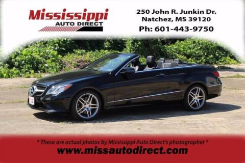 2014 Mercedes-Benz E-Class for sale at Auto Group South - Mississippi Auto Direct in Natchez MS