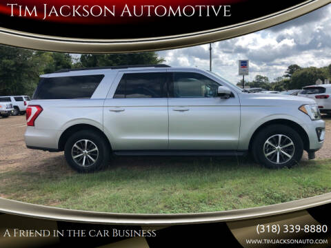 2019 Ford Expedition MAX for sale at Auto Group South - Tim Jackson Automotive in Jonesville LA