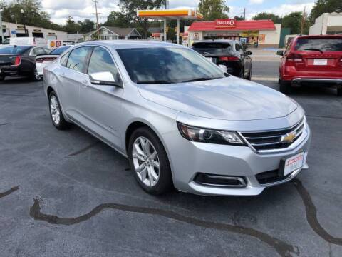 2019 Chevrolet Impala for sale at Auto Group South - Idom Auto Sales in Monroe LA