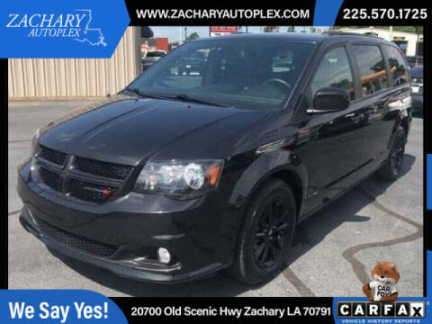2019 Dodge Grand Caravan for sale at Auto Group South in Natchez MS