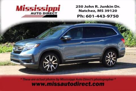 2020 Honda Pilot for sale at Auto Group South - Mississippi Auto Direct in Natchez MS