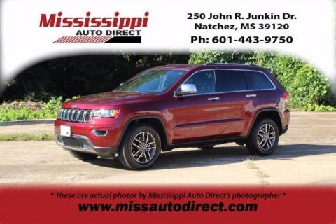 2019 Jeep Grand Cherokee for sale at Auto Group South - Mississippi Auto Direct in Natchez MS