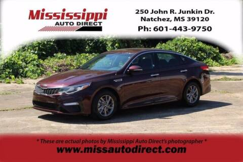 2020 Kia Optima for sale at Auto Group South - Mississippi Auto Direct in Natchez MS