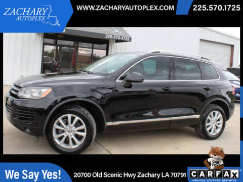 2014 Volkswagen Touareg for sale at Auto Group South in Natchez MS