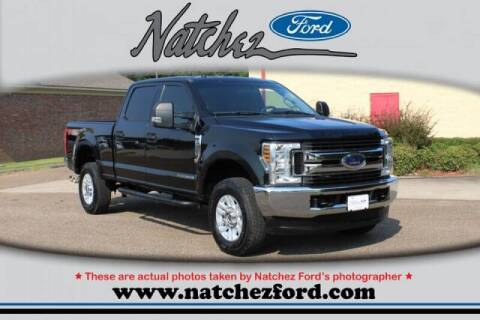 2019 Ford F-250 Super Duty for sale at Auto Group South - Natchez Ford Lincoln in Natchez MS