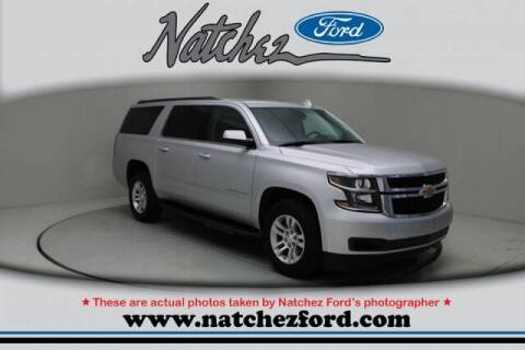 2020 Chevrolet Suburban for sale at Auto Group South - Natchez Ford Lincoln in Natchez MS