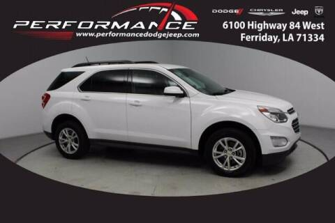 2017 Chevrolet Equinox for sale at Auto Group South - Performance Dodge Chrysler Jeep in Ferriday LA