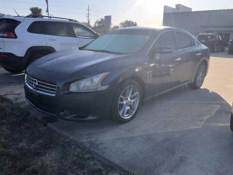 2010 Nissan Maxima for sale at Auto Group South - Performance Dodge Chrysler Jeep in Ferriday LA