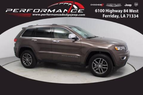 2018 Jeep Grand Cherokee for sale at Auto Group South - Performance Dodge Chrysler Jeep in Ferriday LA