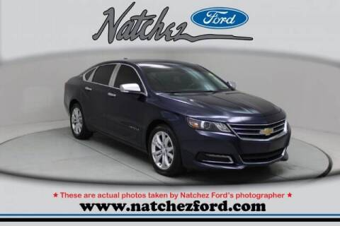 2018 Chevrolet Impala for sale at Auto Group South - Natchez Ford Lincoln in Natchez MS