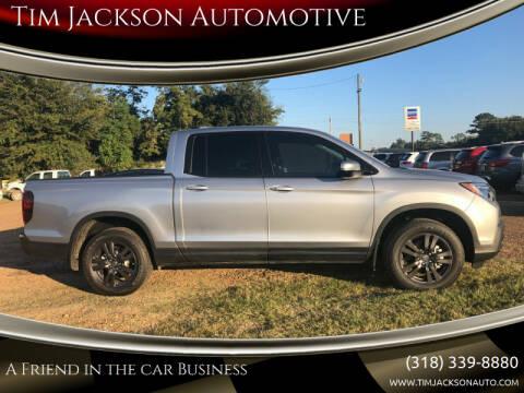 2019 Honda Ridgeline for sale at Auto Group South - Tim Jackson Automotive in Jonesville LA