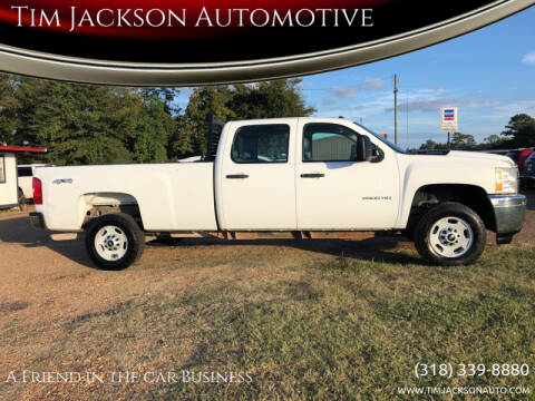 2013 Chevrolet Silverado 2500HD for sale at Auto Group South - Tim Jackson Automotive in Jonesville LA