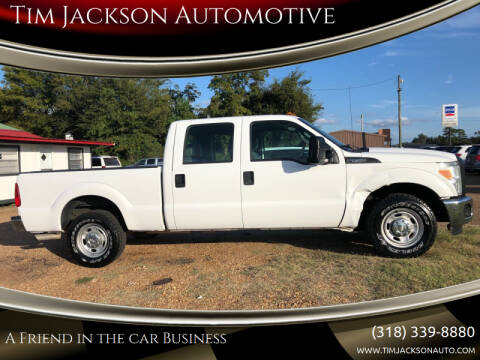 2013 Ford F-250 Super Duty for sale at Auto Group South - Tim Jackson Automotive in Jonesville LA