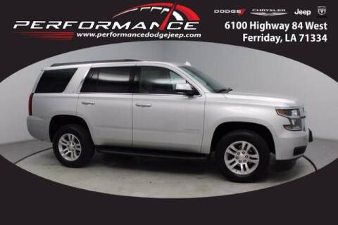 2020 Chevrolet Tahoe for sale at Auto Group South - Performance Dodge Chrysler Jeep in Ferriday LA