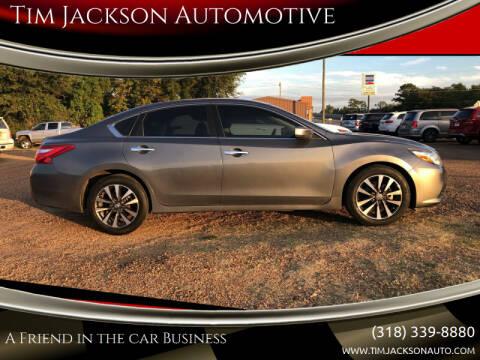 2017 Nissan Altima for sale at Auto Group South - Tim Jackson Automotive in Jonesville LA