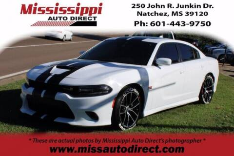 2018 Dodge Charger for sale at Auto Group South - Mississippi Auto Direct in Natchez MS