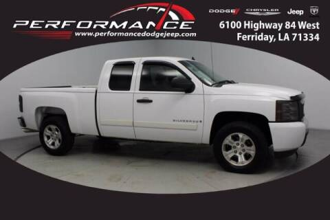 2008 Chevrolet Silverado 1500 for sale at Auto Group South - Performance Dodge Chrysler Jeep in Ferriday LA